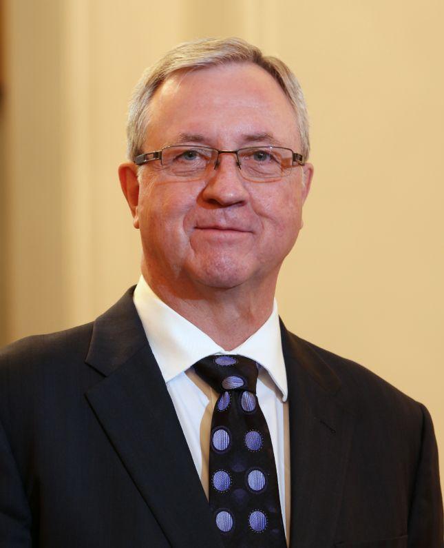 Board of Directors - Barry Martin
