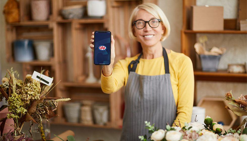 CAA -mobile-app